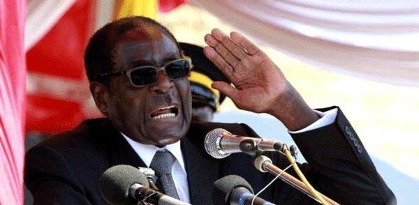Zimbabue encarcelará a sus atletas olímpicos por no conseguir medallas - Robert Mugabe. Foto de AP