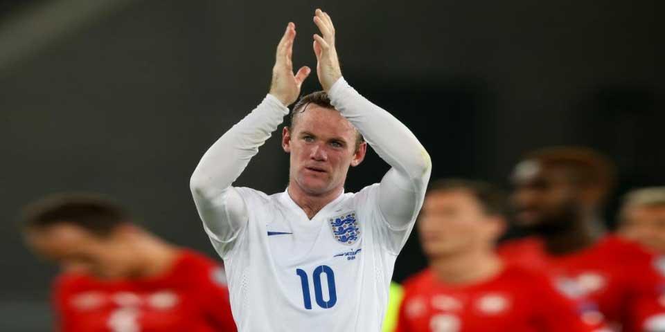 Rooney dejará la selección después de Rusia 2018 - Foto de Newsweek