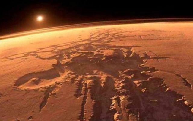 Elon Musk quiere establecer una colonia habitable en Marte