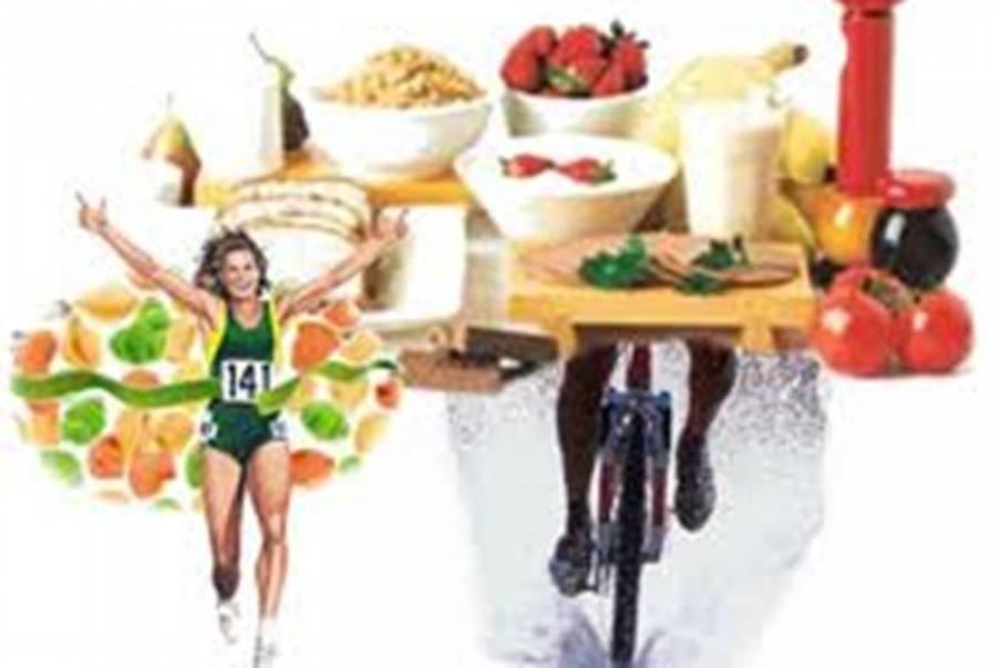 dieta de atletas olimpicos