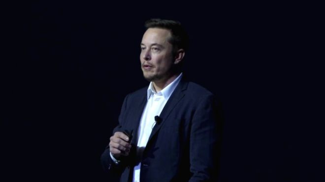 Elon Musk. Foto de BBC