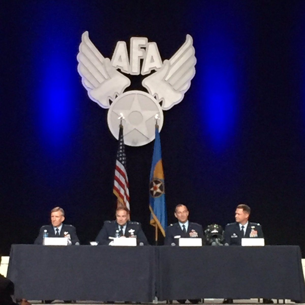 Foto de @USAF_ACC