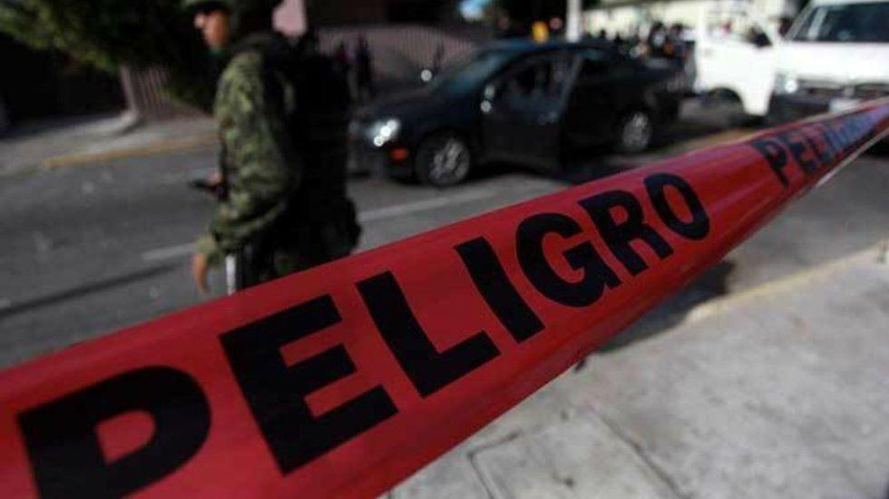 Niños cantan en medio de una balacera en Veracruz