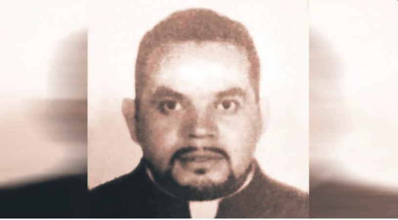Encuentran el coche del sacerdote secuestrado en Puruándiro - El sacerdote secuestrado. Foto de Twitter