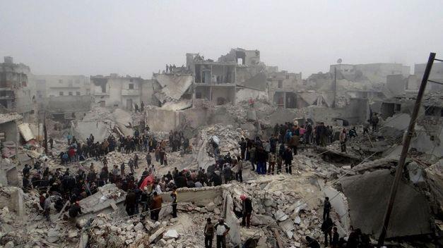 Gobierno sirio recupera Alepo