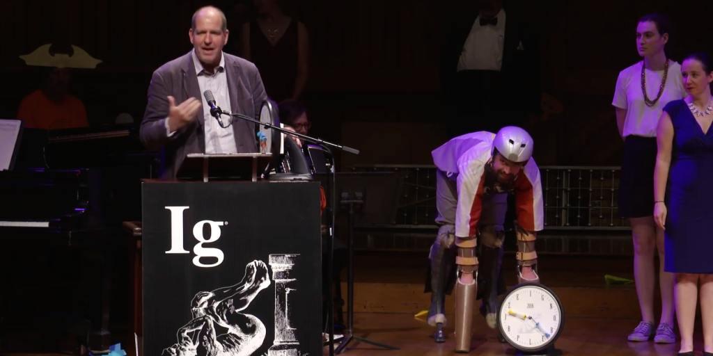 Las 10 investigaciones más absurdas según la parodia de los Nobel