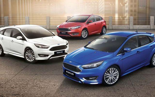 BlackBerry y Ford construirán vehículos autónomos - Foto de Cars Guide
