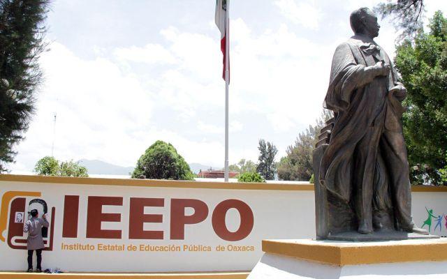 IEEPO demandará a normalistas responsables de destrozos y robo