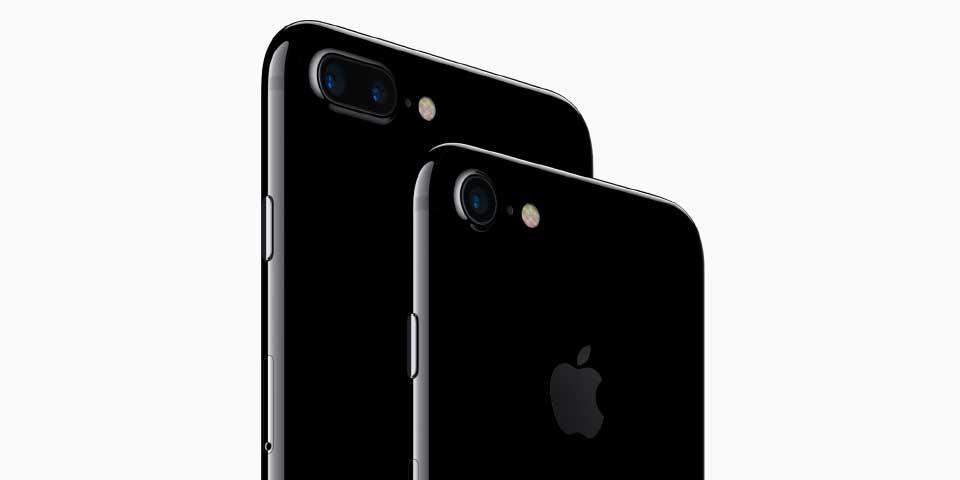 Precios del iPhone 7 con Telcel y AT&T - Foto de Apple