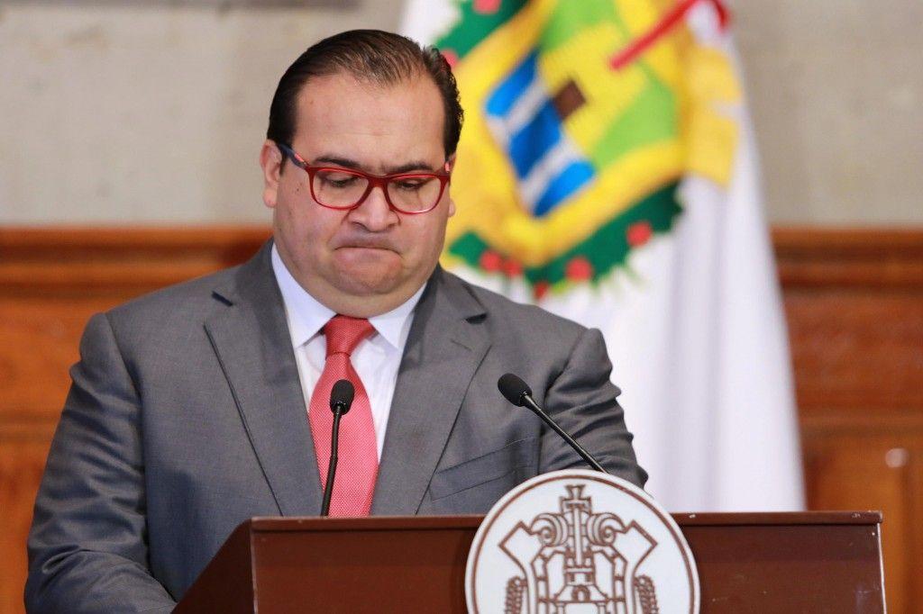 Gestión de Duarte tiene 53 denuncias en su contra - Javier Duarte. Foto de NDMX