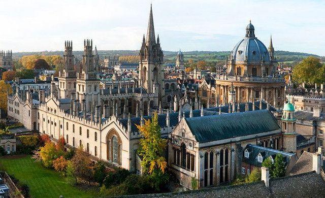 Oxford y Cambridge, las mejores universidades del mundo - Foto de Internet