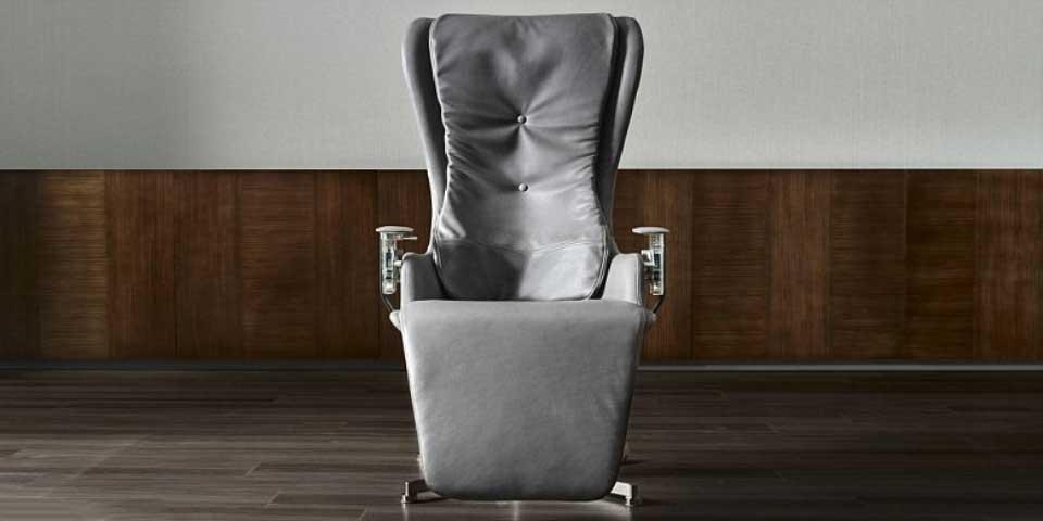 La silla 'gravedad cero' que cuesta 26 mil dólares - Foto de David Hugh Ltd