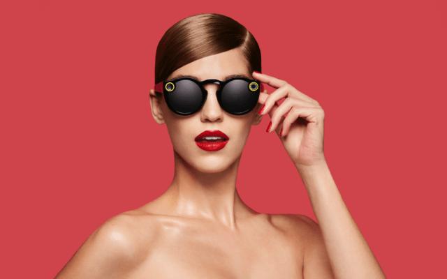 Snapchat cambia de nombre y anuncia lentes de sol