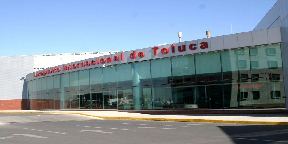 Cierran Aeropuerto de Toluca tras despiste de avión - Foto de internet.