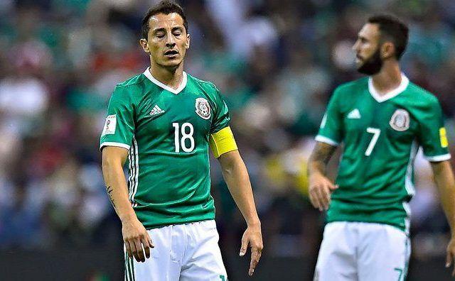 México cae dos lugares en el ranking de FIFA