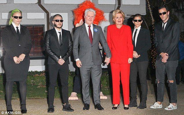 Katy Perry Orlando Bloom Hillary Clinton Donald Trump 14