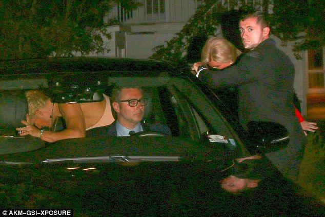 Katy Perry Orlando Bloom Hillary Clinton Donald Trump 2