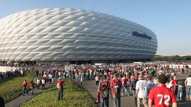 Allianz Arena. Foto de Internet