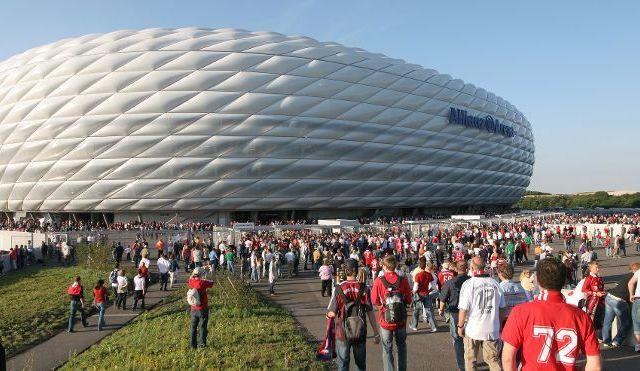 Fans del Bayern Munich podrán ver partidos en suite en Allianz Arena - Allianz Arena. Foto de Internet