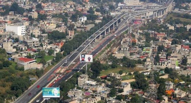 Autopista Urbana Sur abrirá este miércoles a la circulación - Foto de Internet