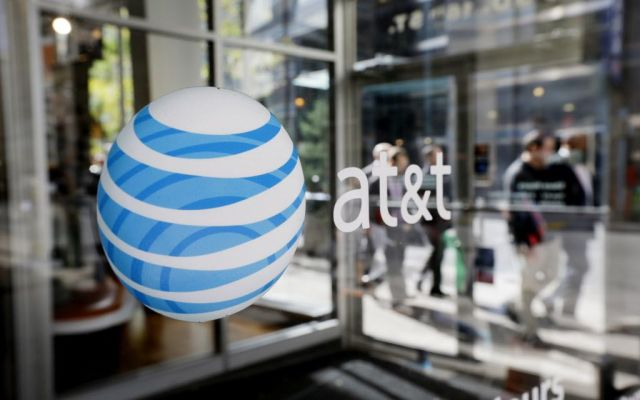 AT&T prepara lucha legal por fusión con Time Warner - Oficinas de AT&T. Foto de Dallas News