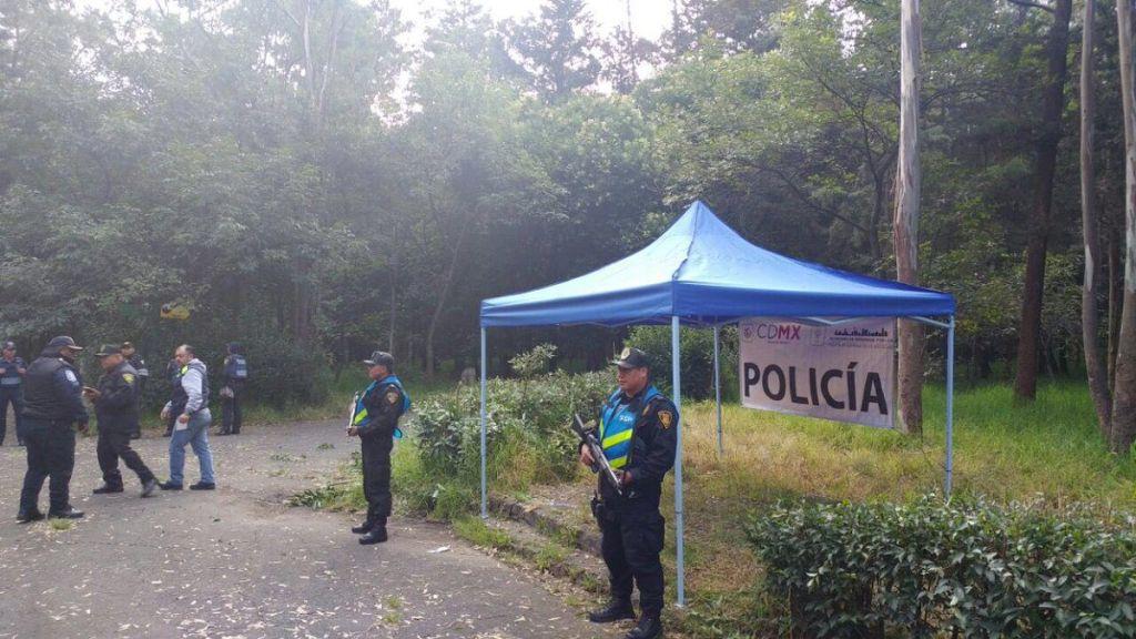 Refuerzan seguridad en Bosque de Tlalpan tras agresión a mujer