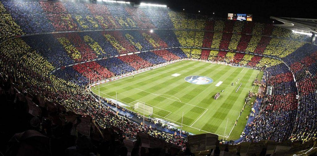 Camp Nou. Foto de Internet