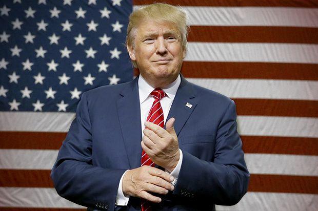 Donald Trump. Foto de AP