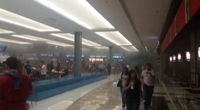 Se incendia restaurante en Nuevo León