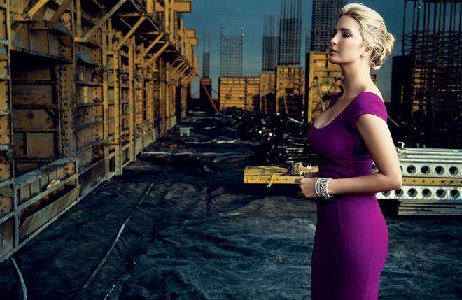 Ivanka Trump. Foto de Vogue