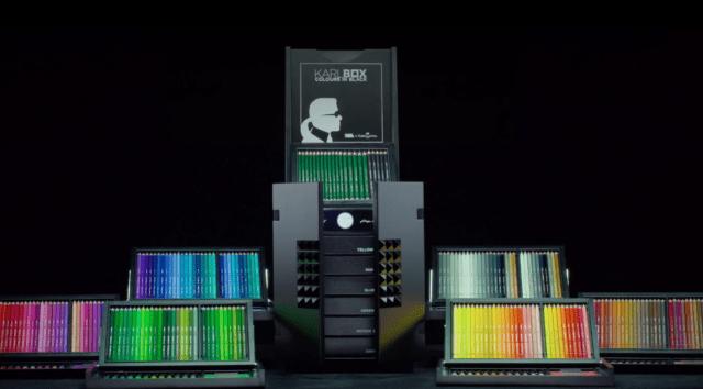 Museo vende lápices de colores de más de 3 mil dólares - Foto de Internet
