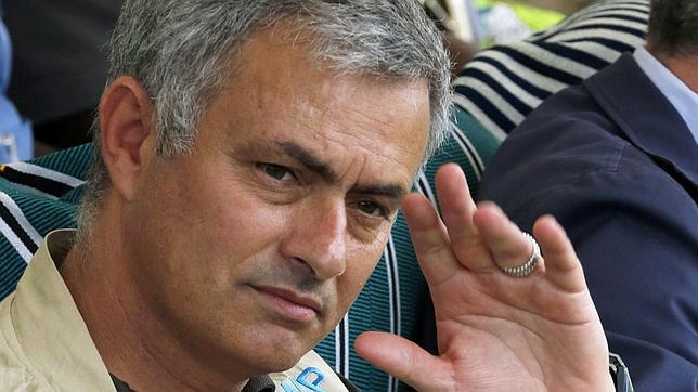José Mourinho inaugura avenida con su nombre
