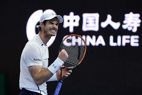 Andy Murray avanza a la final del Abierto de China - Foto de Internet