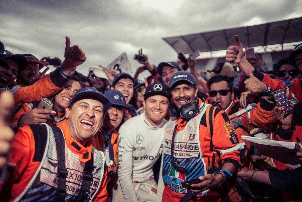 Nico Rosberg manda mensaje a fanáticos mexicanos en Twitter - Foto de @nico_rosberg