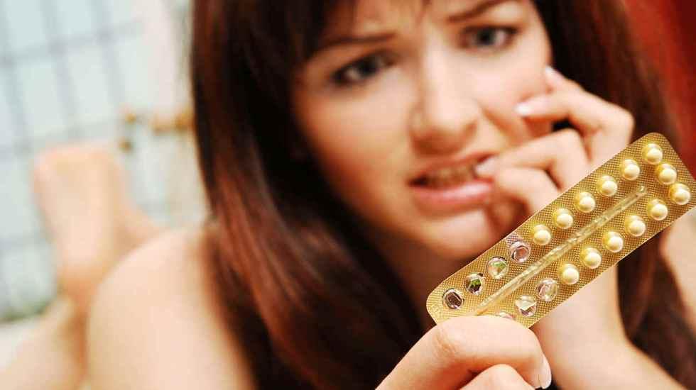 Mujeres que toman anticonceptivos son propensas a deprimirse