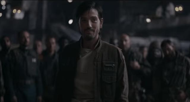 Nuevo tráiler de Rogue One: A Star Wars Story