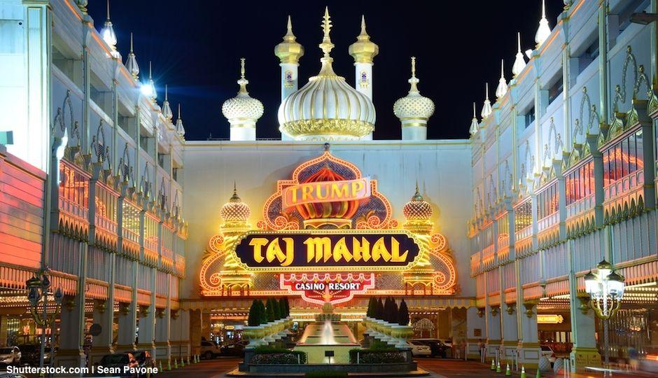 Cierra casino Trump Taj Mahal en Atlantic City