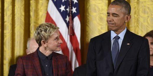 Impiden la entrada a la Casa Blanca a Ellen DeGeneres - Foto de Getty Images