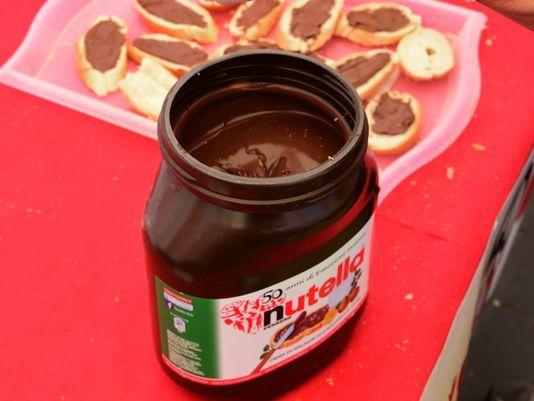 Los traficantes tenían un cargamento repleto de Nutella. Foto de Getty