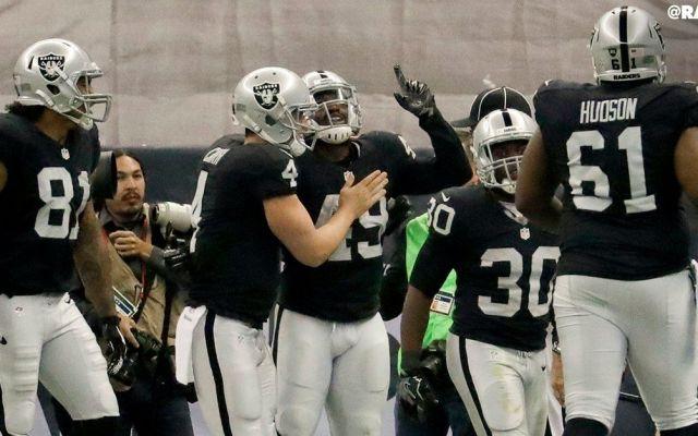 NFL aprueba mudanza de los Raiders a Las Vegas - Foto de @raiders