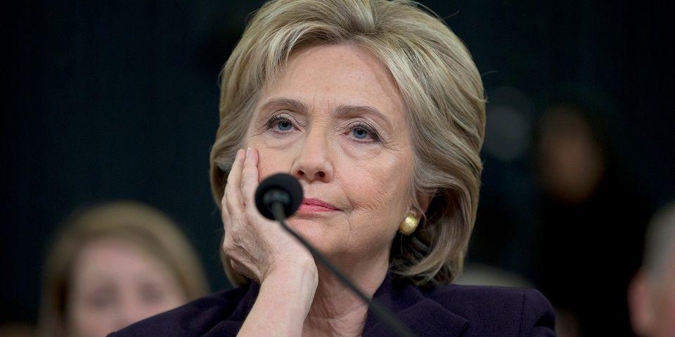 Hillary Clinton compara ataque de Rusia a elecciones de 2016 con el 9/11 - Foto de internet.