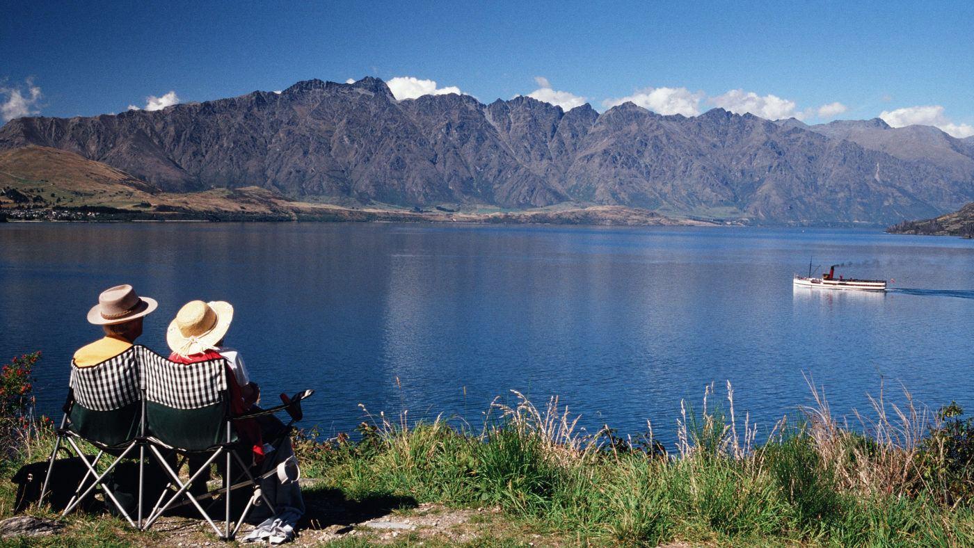 Para el Instituto Legatum, los indicadores de bienestar personal dan a Nueva Zelanda el primer lugar. Foto de Getty.