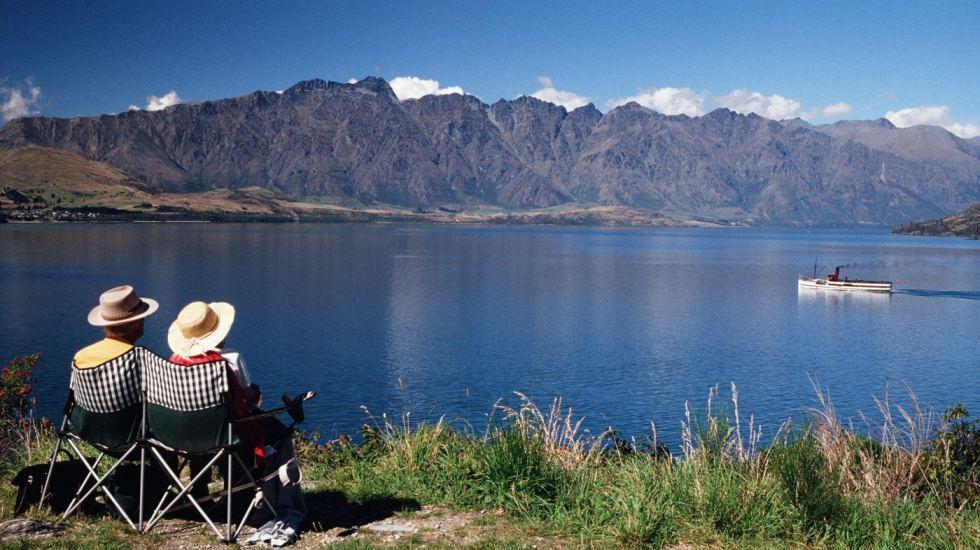Los países más prósperos del mundo - Para el Instituto Legatum, los indicadores de bienestar personal dan a Nueva Zelanda el primer lugar. Foto de Getty.
