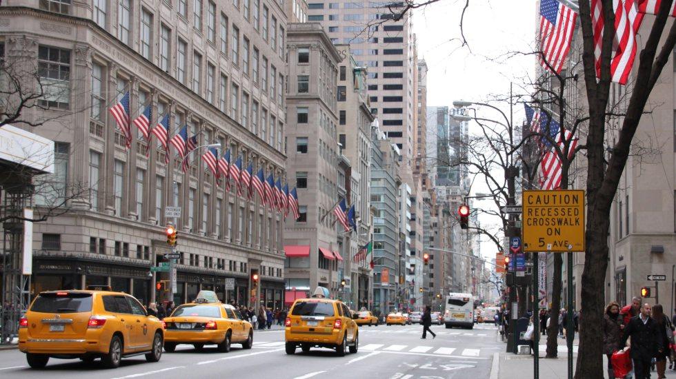 La Quinta Avenida de NY es la arteria comercial más cara del mundo