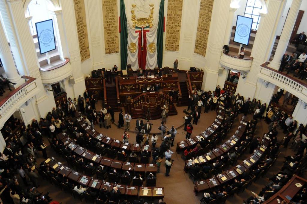 ALDF aumenta su presupuesto para 2018 tras dejar pendientes - La Asamblea Legislativa del Distrito Federal. Foto de El Big Data