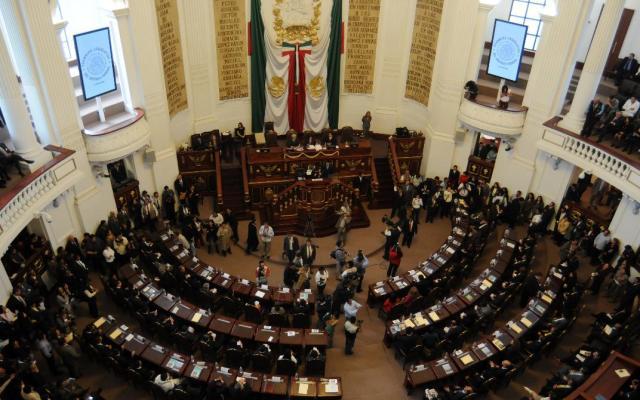 Rigoberto Salgado, exdelegado de Tláhuac, será candidato de Morena al Congreso - La Asamblea Legislativa del Distrito Federal. Foto de El Big Data