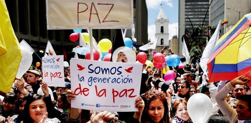 Gobierno colombiano explica nuevo Acuerdo de Paz con guerrilla - Foto de Internet