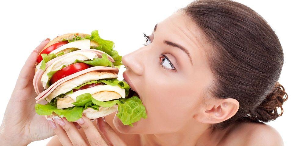 Las consecuencias de comer demasiado rápido