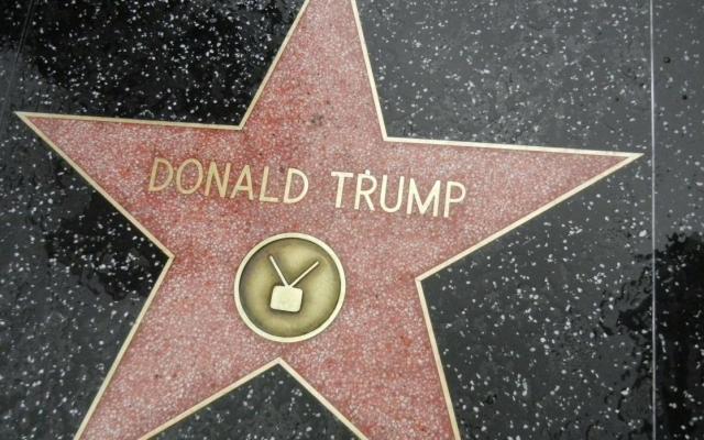 Hombre que destruyó la estrella de Trump podría ir a la cárcel