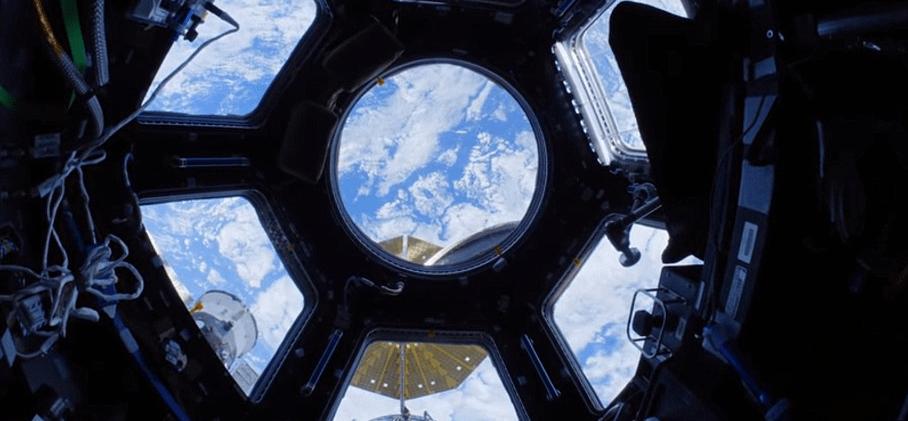 Video: recorrido por la Estación Espacial Internacional